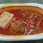 セブン&アイ プレミアム 豚バラ豆腐チゲを食べてみた