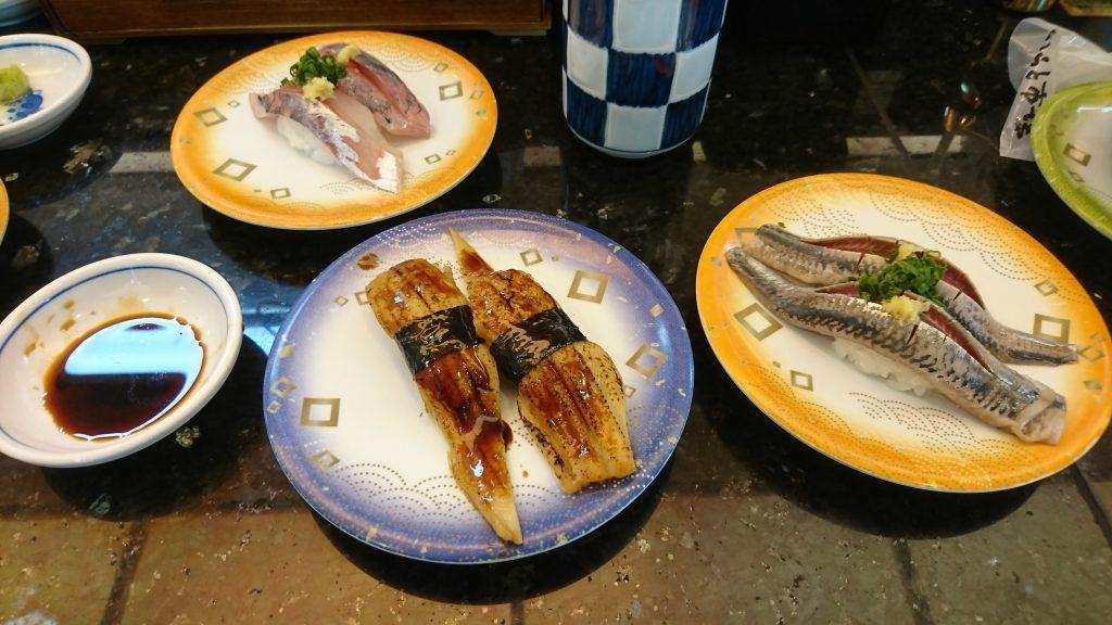 門司港レトロにある回転寿司、海人へと行った!