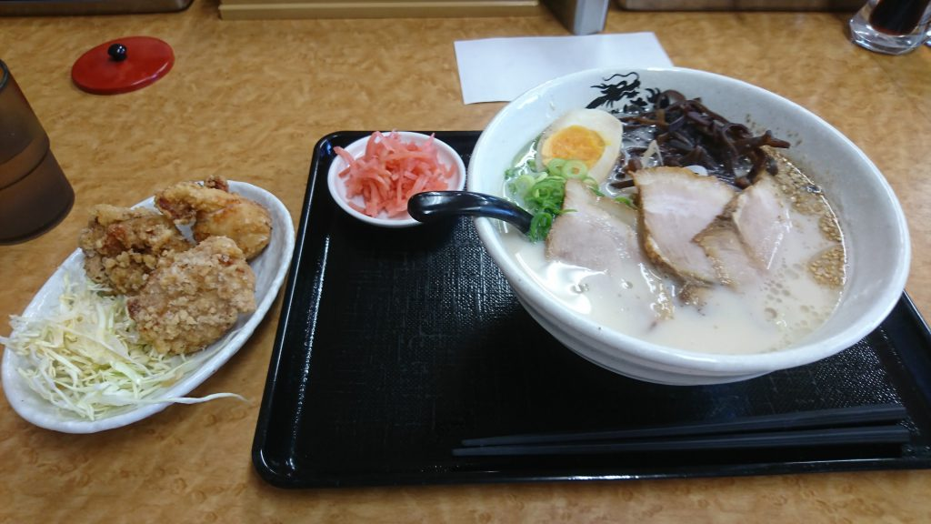 小倉南区にあるラーメン店、東龍軒 空港通り店へと行ってきた!