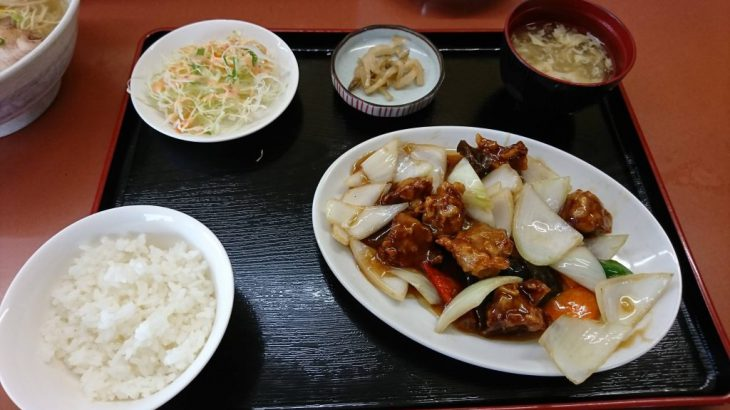 小倉北区にある中華料理店、京味へと行った!