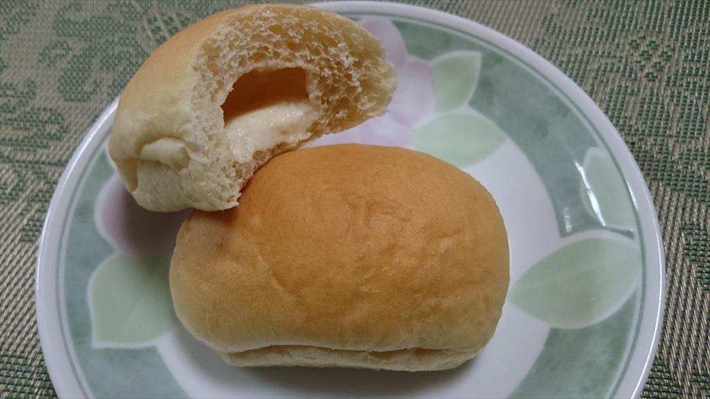 ヤマザキ 低糖質クリームパンを食べてみた!