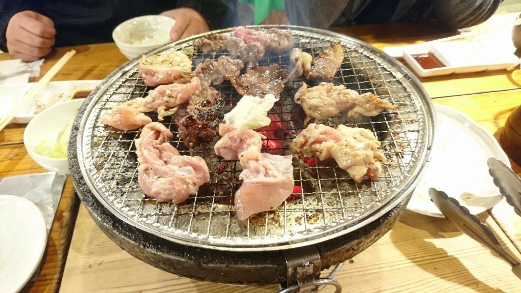 古賀市にある焼肉店、焼肉マイスター かなchan. へ行った!