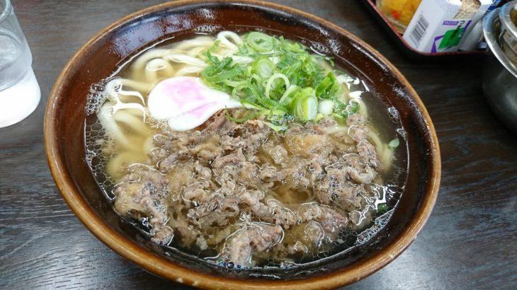 小倉南区にある「資さんうどん 葛原店」へと行った!