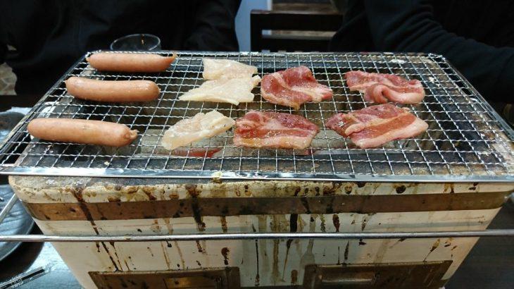小倉南区にある焼肉店、「炭火 七輪や」へと行った!