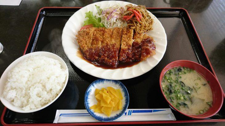 阪九フェリー近くの定食屋さん、お食事処マリンへと行った!