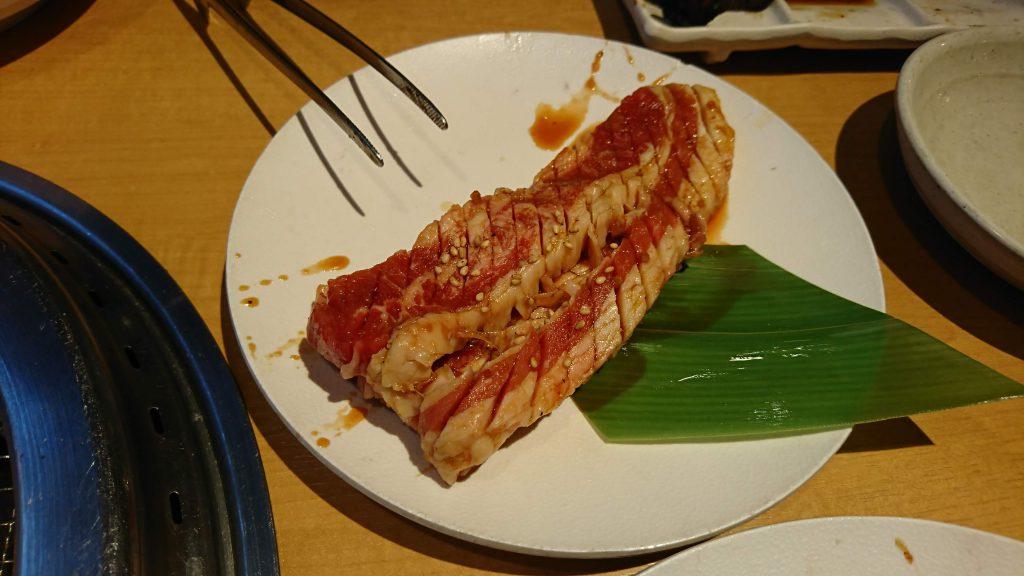 下関市にある焼肉店、焼肉きんぐ 下関稗田店へと行った!