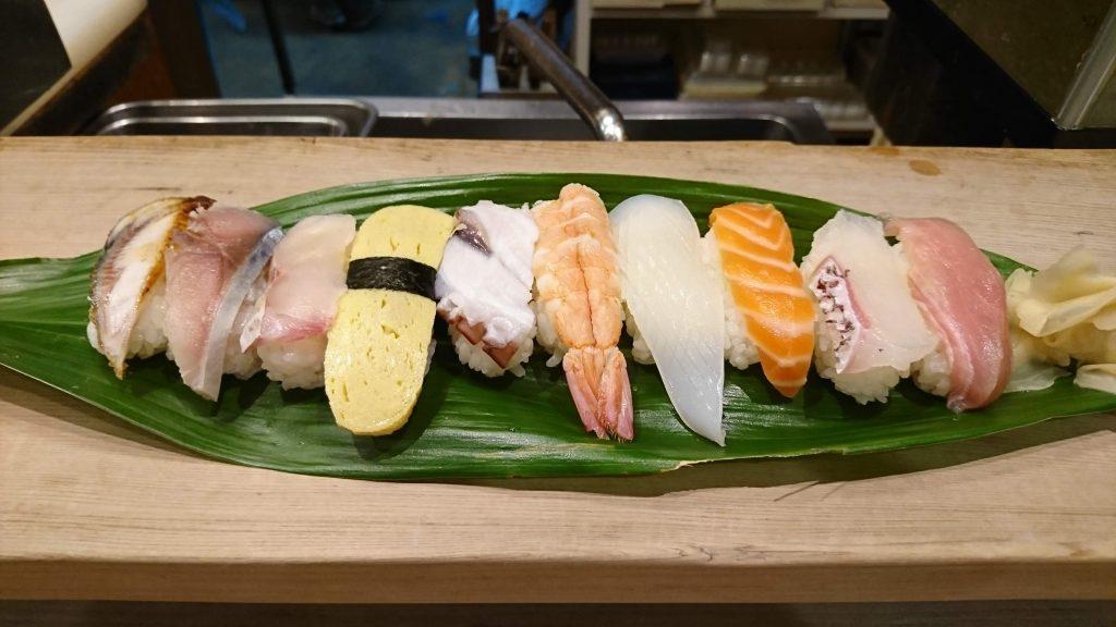 小倉南区にある寿司店、寿司正へと行った!