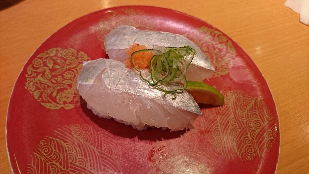 京寿司 門司店で「さんま握り」と「大トロ1貫」を食べた!