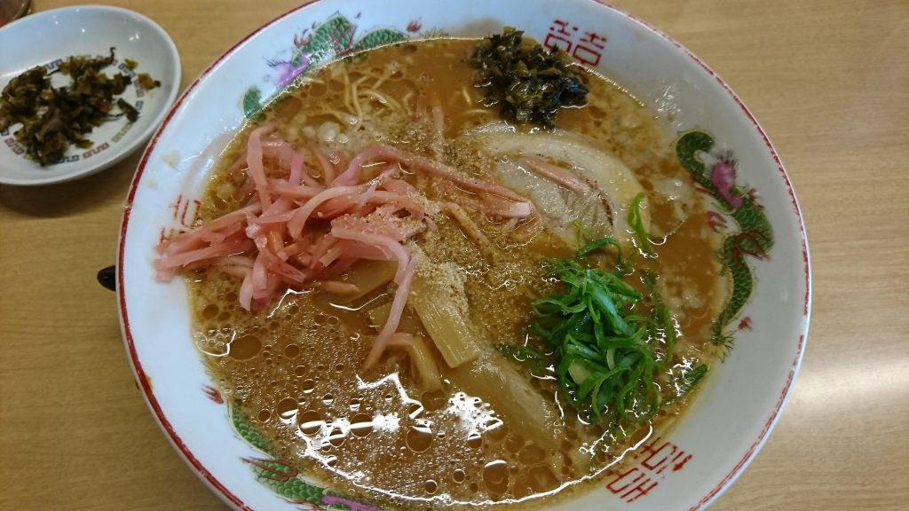 小倉南区にあるラーメン店、博多金龍 曽根バイパス店へと行った!