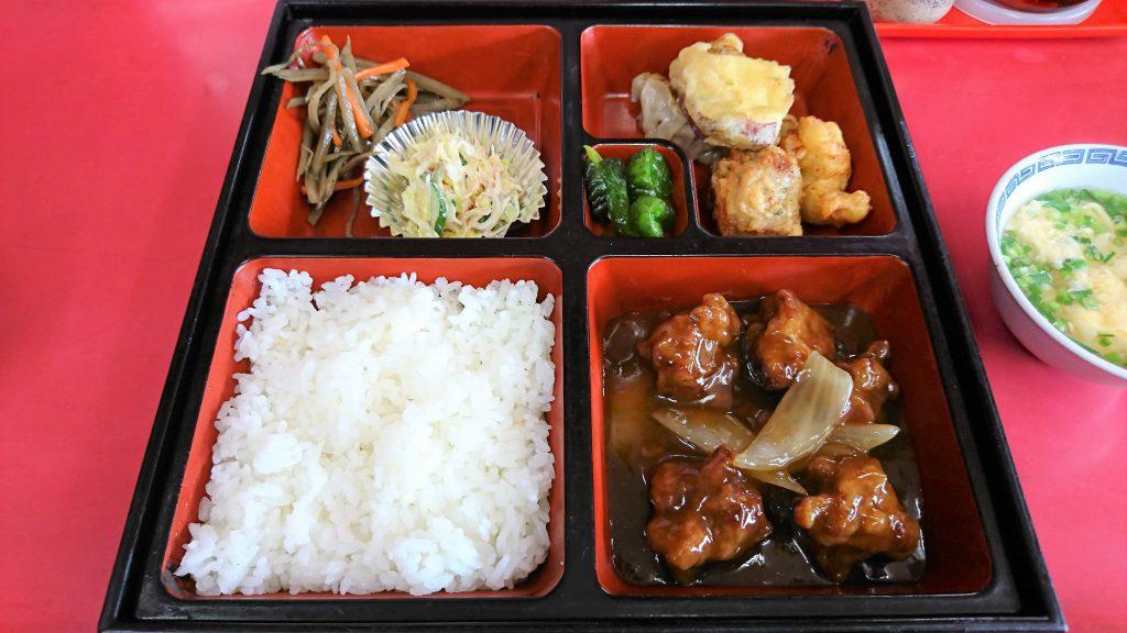 小倉南区にある中華料理 蘭へと行った!