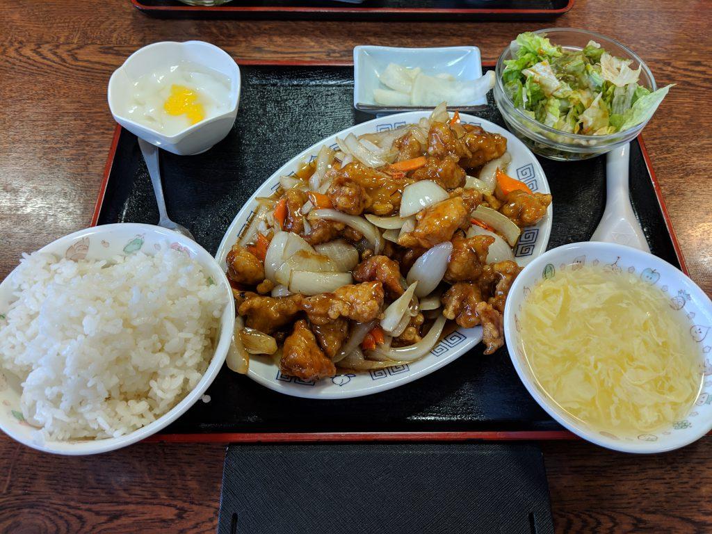 飯塚市にある中華料理店、鴻福家(こうふくじゃー)へと行った!