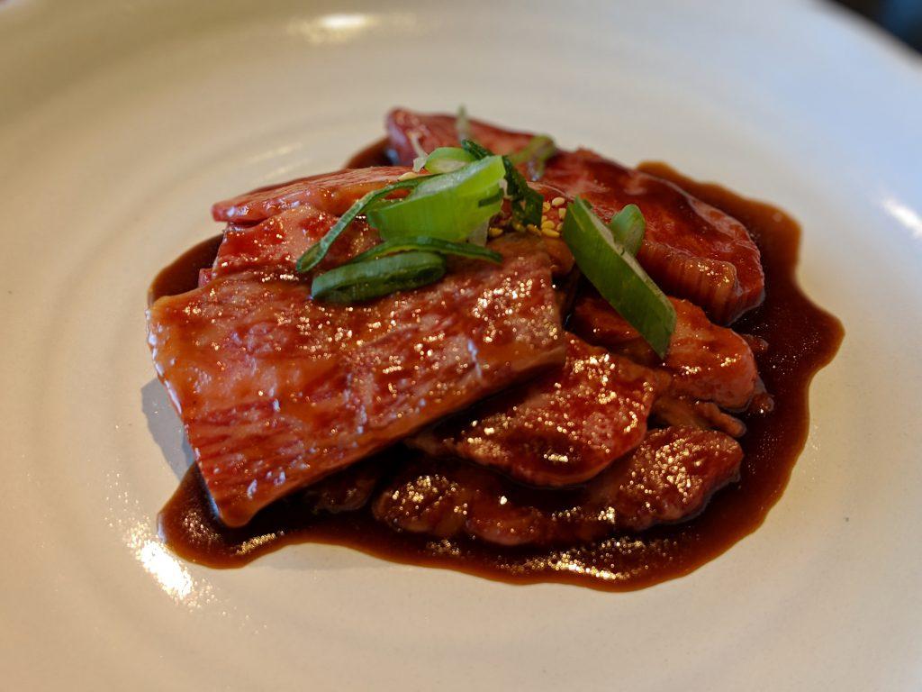 小倉北区にある焼肉店、順光苑 OGATAでランチを食べた!