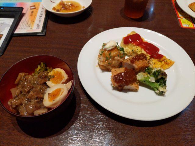 アレッタ サンリブシティ小倉店の「宮崎万博」でディナーを食べた!