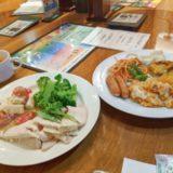 アレッタ サンリブシティ小倉店の「ワールドグルメフェア」でランチを食べた!