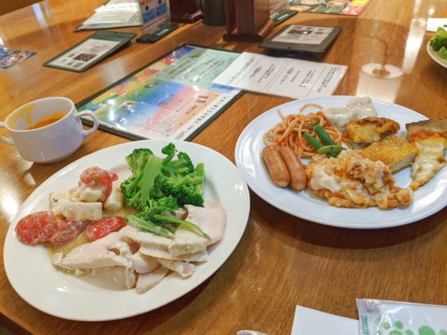 アレッタ サンリブシティ小倉店の「本格イタリアンフェア」でランチを食べた!