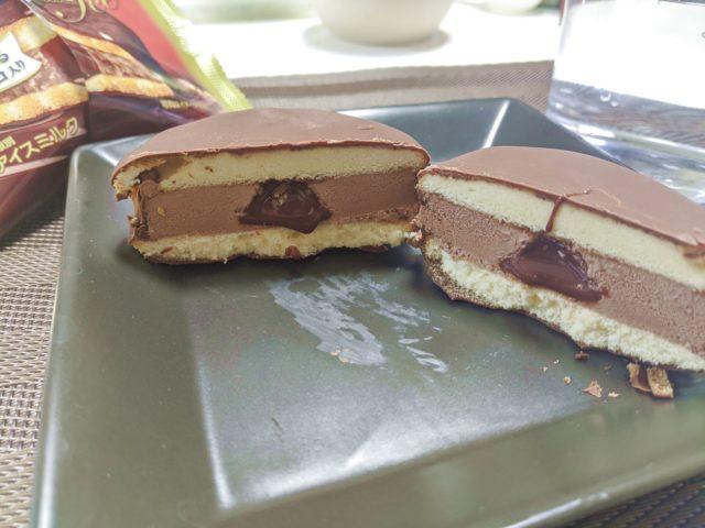 LOTTE チョコパイアイスを食べた!