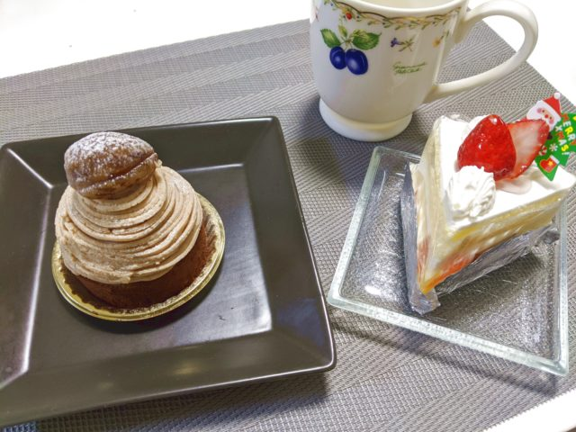 DOLCE VITA(ドルチェ・ヴィータ)でケーキを買った!