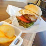 門司区にある喫茶店、Kitchen ぽっぽでだいりバーガーを食べた!