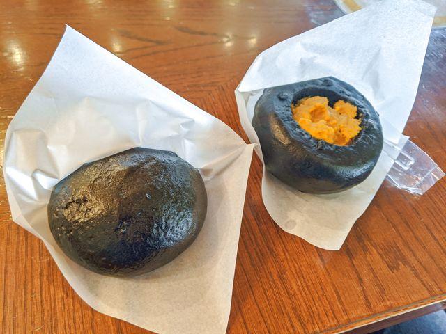 門司港レトロ名物、関門 うにまん と うにまん 極を食べた!