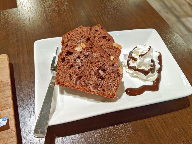 Kitchen ぽっぽでパウンドケーキを食べた!
