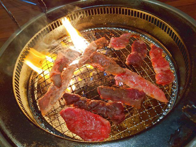 小倉南区にある焼肉 明日香に行ったらサラダバー自粛の一日前だった!