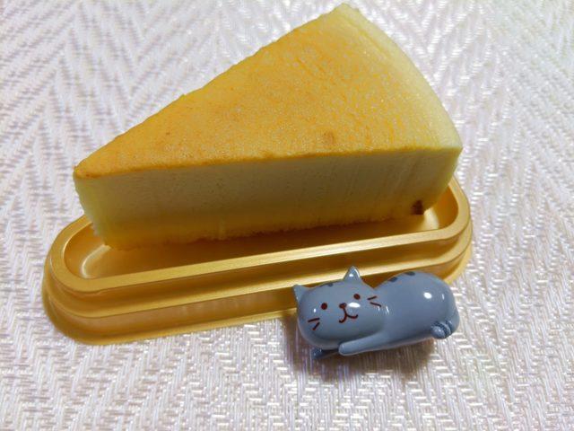 シャトレーゼの糖質72%カットのスフレチーズケーキを食べた!