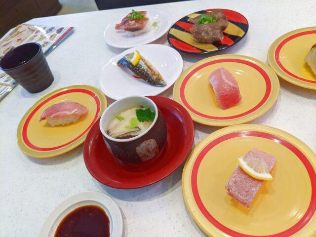 お寿司を食べても太らないのか? 試してみました! 第二回目