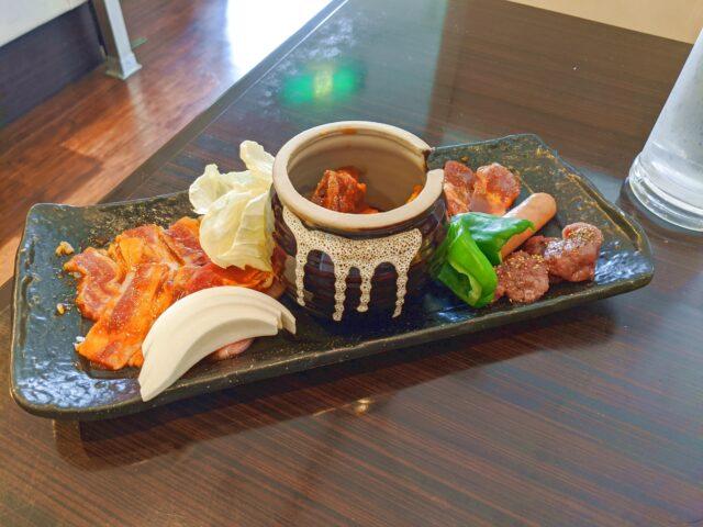 海鮮焼・韓国料理 海旨でランチ食べ放題を食べた!