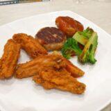 神戸クック ワールドビュッフェのアメリカンフェアでランチを食べた!