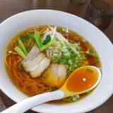 チャチャタウン小倉の中にある中華料理 万客来飯店で中華そばを食べた!