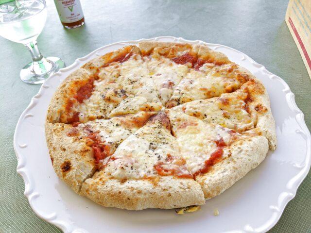 門司港レトロにある展望レストラン 陽のあたる場所でナポリ風ピッツァを食べた!