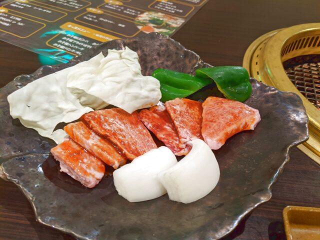 海鮮焼・韓国料理 海旨で黒毛和牛たっぷり食べ放題コースを食べた!