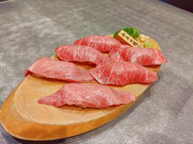 小倉北区にある焼肉 菜好牛 足立店で5000円のコースランチを食べた!