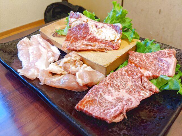 小倉南区にある焼肉 明日香の黒毛和牛食べ放題3980円のコースを食べた!