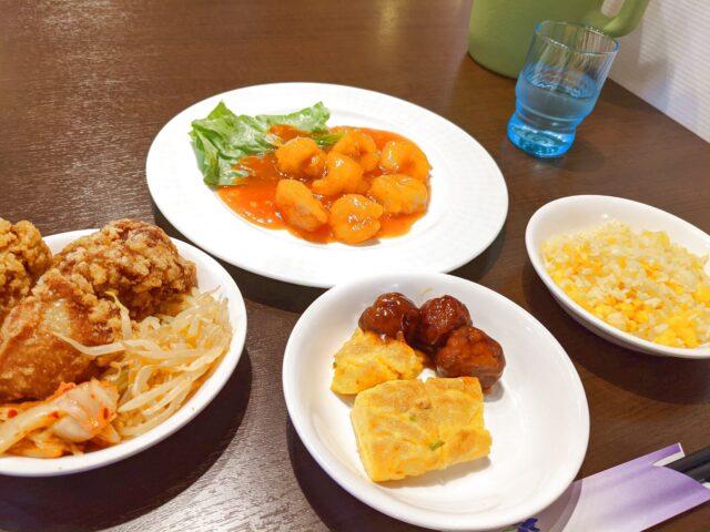 小倉北区にある中華料理 唐彩でエビチリを食べた!