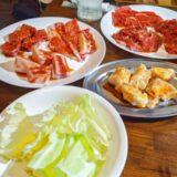 小倉南区にある焼肉ダイニング 嵐で黒毛和牛コースを食べた!