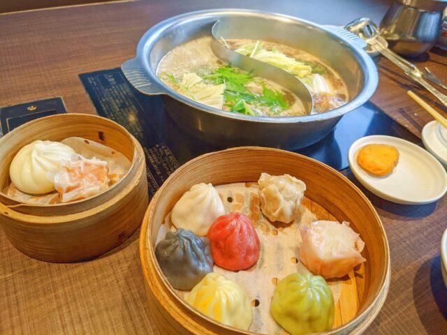 MKレストランでおろし鍋スープを食べた!