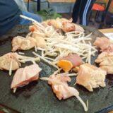 下関市にある地鶏食堂でランチバイキングを食べた!
