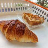 グランドアムールの十勝あんマーガリンコッペと黒糖とさつまいものパンを食べた!