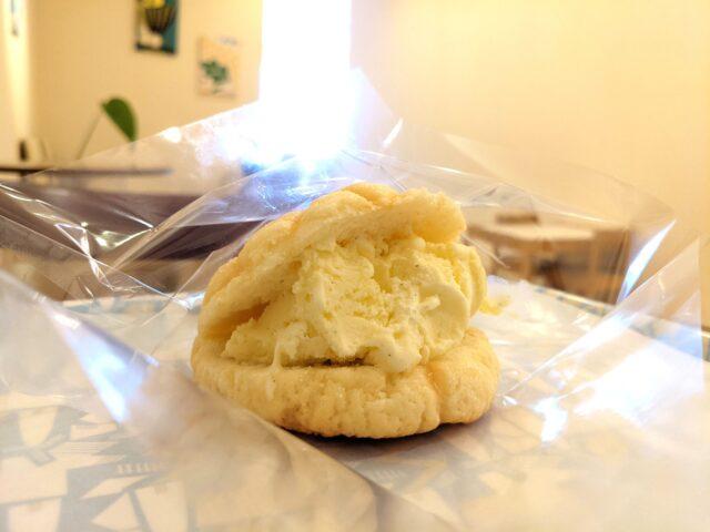 小倉北区にあるブリックバイブリックでアイスメロンを食べた!